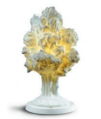 Porcelain Table Lamp – Tree Lamp – Lladró