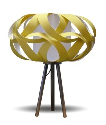 Kim. Table Lamp Mustard