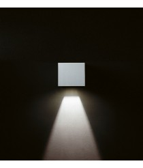 IP 65 LED outdoor wall surface lamp - Isora - Dopo - Novolux