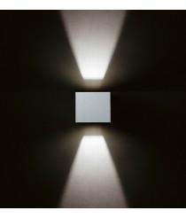 LED aluminium outdoor wall lamp - Isora - Dopo - Novolux