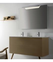 LED metal wall light for bathroom IP 44 4200K - Silvia - ACB Iluminación