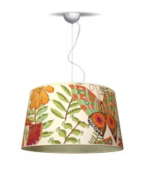 Estampados pendant lamp