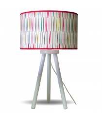 Estampados kids table lamp