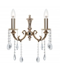 Luxor wall sconce
