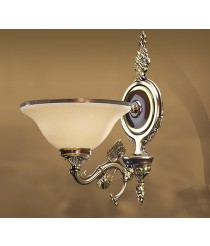 Classic wall lamp with switch - Rialto - Riperlamp