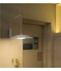 2-colour adjustable LED wall light - Slim – Faro