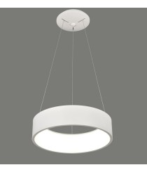 LED metal and acrylic pendant lamp – Dilga – ACB Iluminación