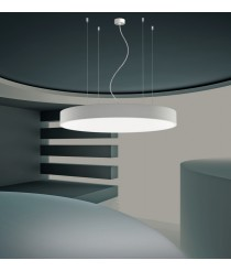 LED metal and acrylic pendant lamp in 3 colours and 3 sizes – Isia – ACB Iluminación