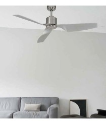 Silent fan without light 6 speeds with remote control - Cyclo – Massmi