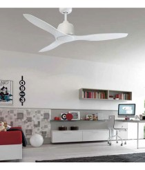 Ceiling fan perfect for both winter and summer seasons with a wall regulator- Child - Massmi