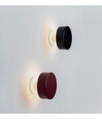 Metal wall sconce in 3 colors - Peak – Milan