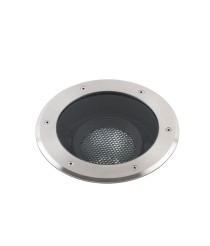 Grey adjustable downlight 32W 10º – Geiser – Faro