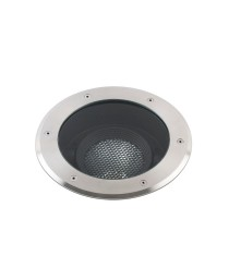 Grey adjustable downlight 32W – Geiser – Faro
