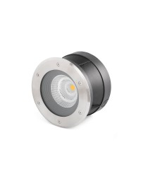 Stainless LED recessed lamp 24º – Suria–24 – Faro