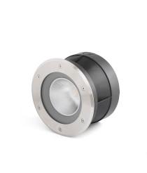 Stainless LED recessed lamp 60º – Suria–24 – Faro