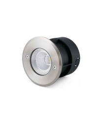 Stainless LED recessed lamp 60º – Suria–3 – Faro