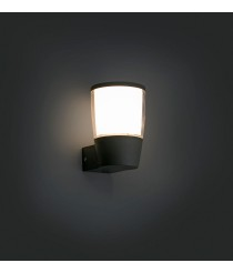 Torch–inspired wall lamp – Roy – Faro