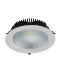 LED dimmable aluminum recessed light in 3 sizes IP 44 3000/4000K – Pandora – Indeluz - Novolux