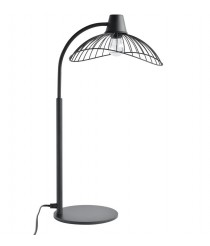Metal table lamp with 2 finishes – Kasteli – IDP Lampshades