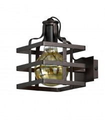 Canel wall sconce