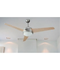 Three-speed ceiling fan with remote control  - Blair - Massmi