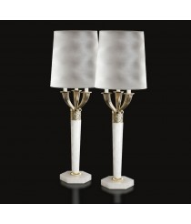 Table Lamp Alb 05 Gold