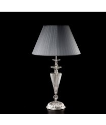 Table Lamp Cr 05 Silver