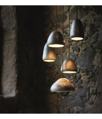 Pendant lamp – Dento 5 lights – El Torrent