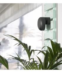 Dark grey LED wall lamp - Grow - Faro