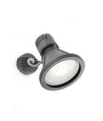 Functional dark grey projector lamp - Project – Faro