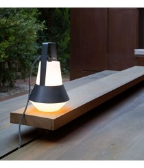 Lámpara portátil diseño original disponible en tres colores – Cat – Faro