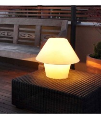 Modern outdoor table lamp - Versus – Faro