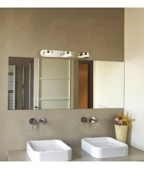 IP 44 aluminium mirror front light - Desio - Exo - Novolux