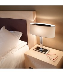 MEI OVAL TABLE LAMP