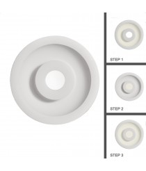 Recessed ceiling light with 3 light modes 3200/4200K - Bios - ACB Iluminación