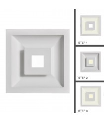 Recessed ceiling light with 3 light modes 3200/4200K - Rexa - ACB Iluminación