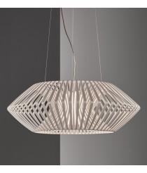 Lámpara colgante dos tamaños y colores – V – Arturo Álvarez