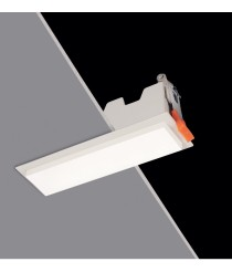 Recessed LED ceiling light for wet areas IP43 3000K - Alexia - ACB Iluminación