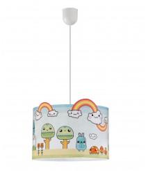 Children's Suspension Lamp – Forest – Anperbar