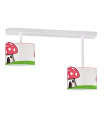 Children's Ceiling Lamp – Mushrooms – Anperbar