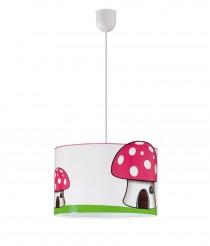 Children's Suspension Lamp – Mushrooms – Anperbar