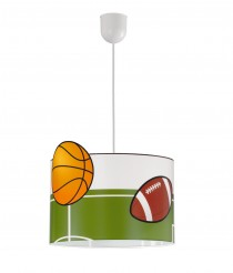 Children's Suspension Lamp – Sports – Anperbar