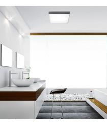 Plafón de techo de latón - Apolo - Pujol Iluminación