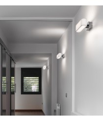 TRIAC adjustable LED wall light in 3 colours - Bcn 01 - Bover
