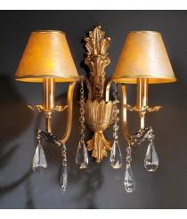 Wall lamp SATIN series