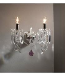Wall lamp LILAC series