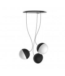 Ceiling lamp - Half – Milan