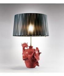 Porcelain Table Lamp – Dragon & Phoenix – Lladró
