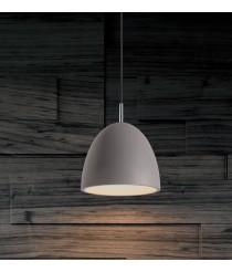 Cement pendant ceiling lamp – Enon – ACB Iluminación