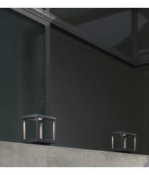 IP54 LED outdoor bollard 3000K - Arlen - Dopo - Novolux